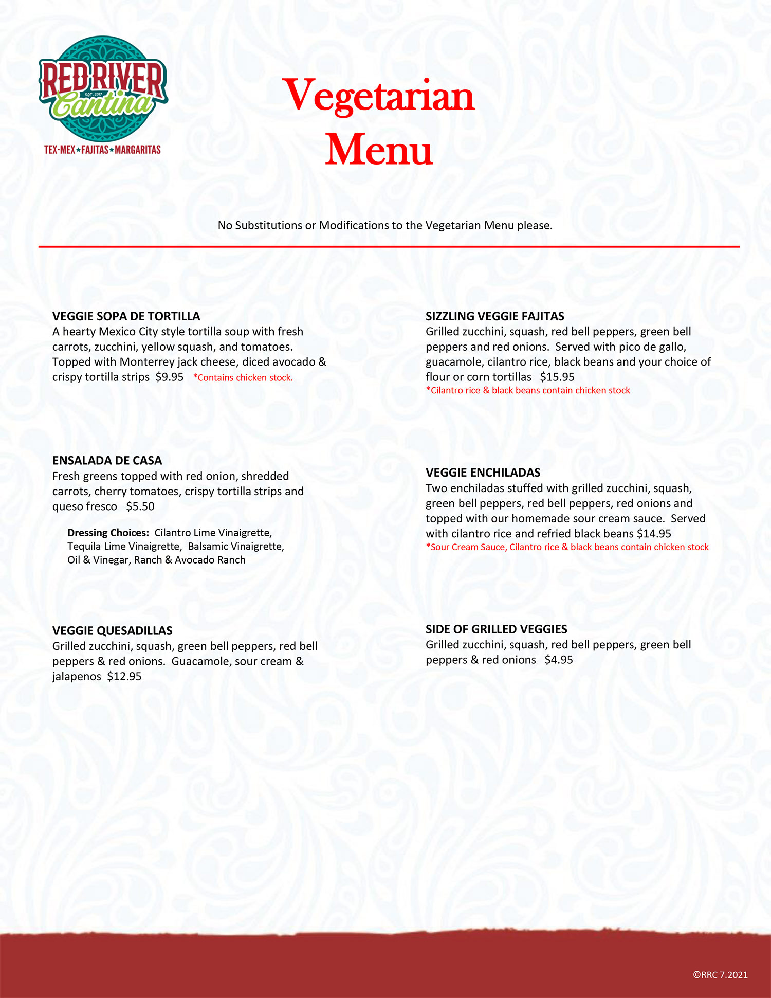 Gluten Free Mexican Dining
